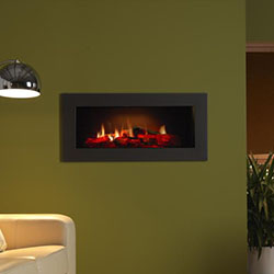 PGF10 OPTI-V ELECTRIC WALL MOUNTED FIRE