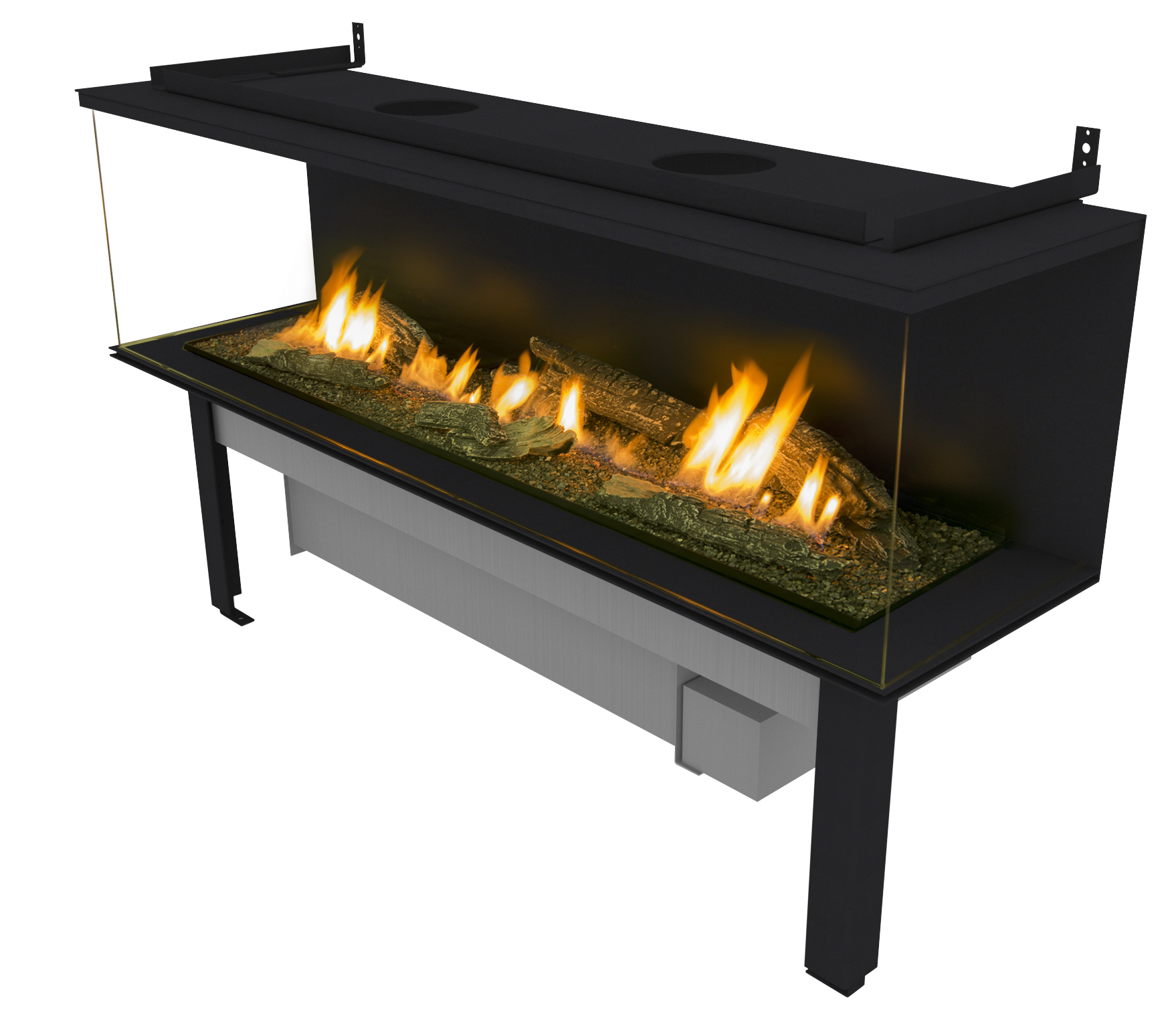 Planika FLA3XL Suite with Logs