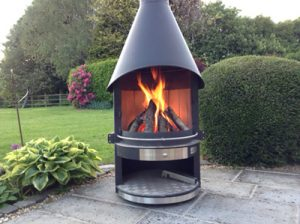 Girse Duo Outdoor Fire