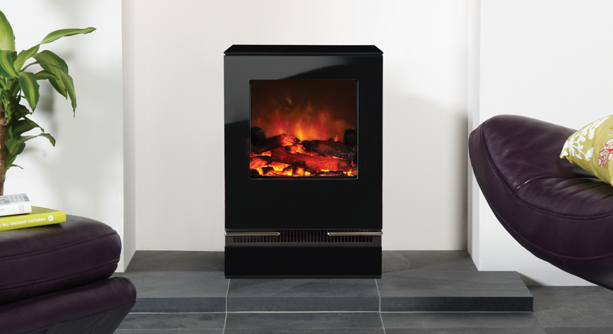 Gazco Vision Electric Stove