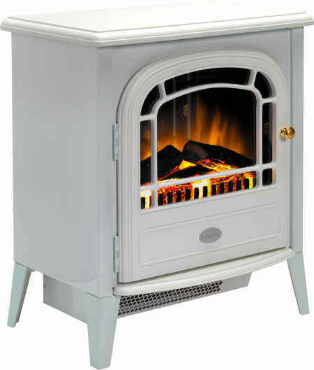Courchevel Optiflame Electric Stove