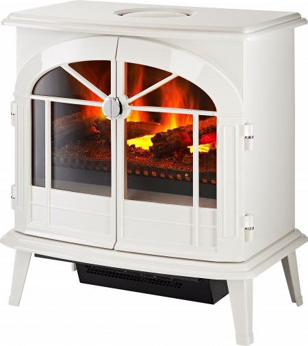 Meribel Opti-myst Electric Stove