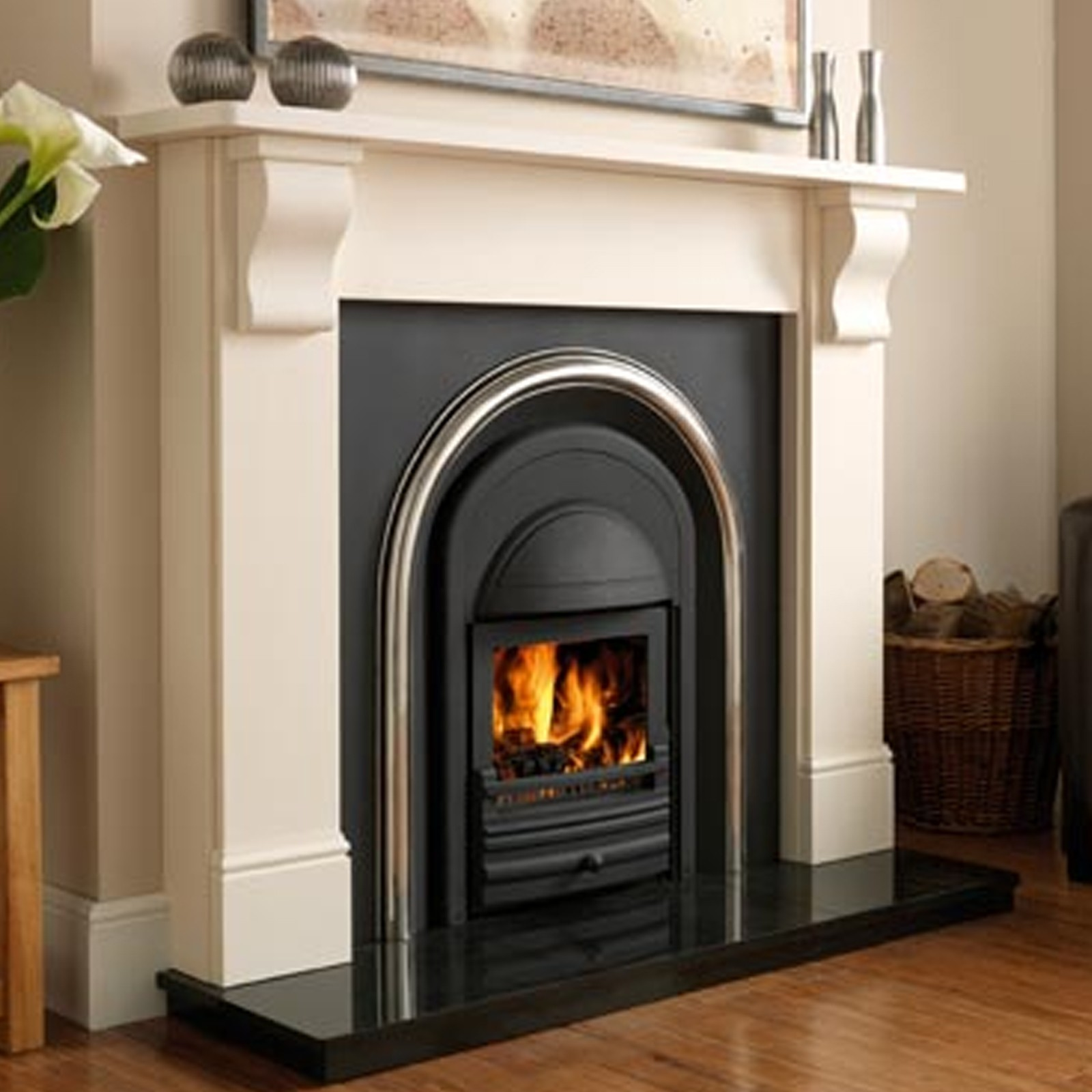 Solid Fuel Glass Fronted Fireplaces London Amp Wimbledon
