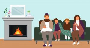 how to get more heat from your fireplace