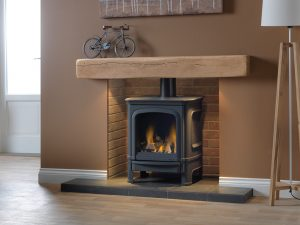 gas stove for those without a chimney